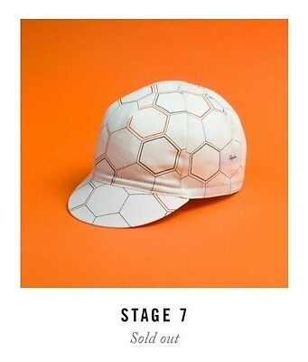 Rapha + Herman Miller Stage 7 Limited Edition Cycling Cap Sold Out