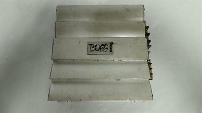 Boss Sound Amplifer Unit Tested