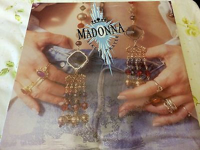 Madonna Like A Prayer Lp Vinyl Original 1989 Germany Patchouli Scented Sealed