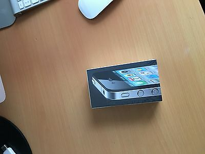 Iphone 4 Noir 32Gb Neuf Sous Blister