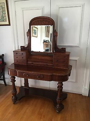 Late Victorian Dressing Table