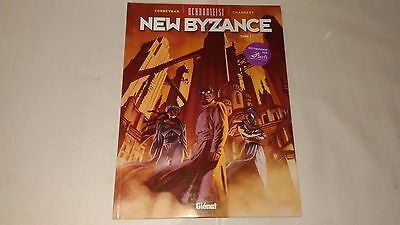 New Byzance, Tome 1
