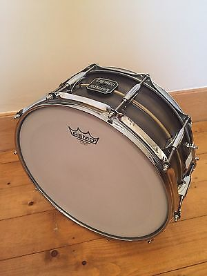Gretsch Brushed Brass Snare Drum 14 X 6.5