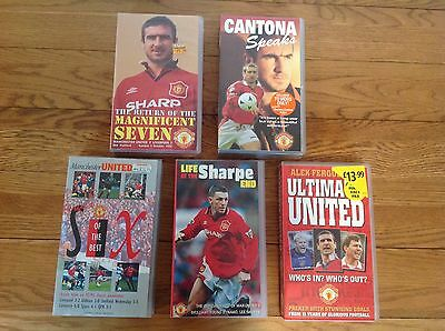 manchester United Official VHS