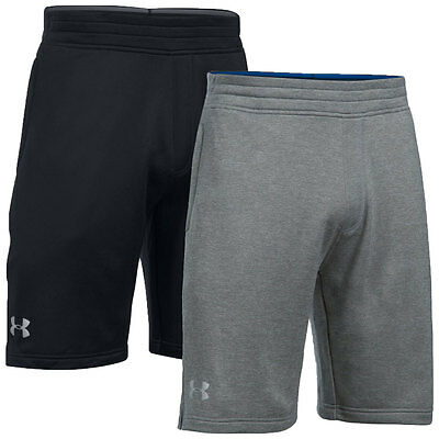 Under Armour 2017 Mens UA Tech Terry Training Sports Performance Gym Shorts