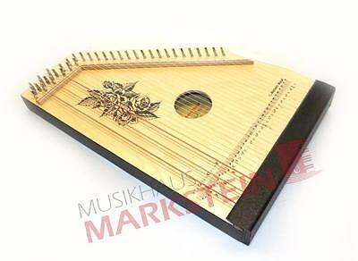 Hopf Kinder-Zither , Schülerzither, Akkordzither 331/200-5  natur  3 Akkorde,