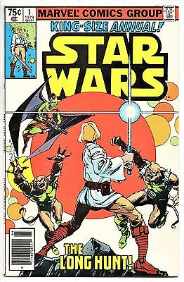 MARVEL COMIC STAR WARS (1977 / 107  issues)  1st print   ANNUAL #1   Very Fine -