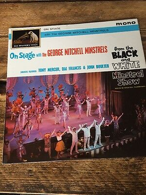 On Stage with The George Mitchell Minstrels CLP1599