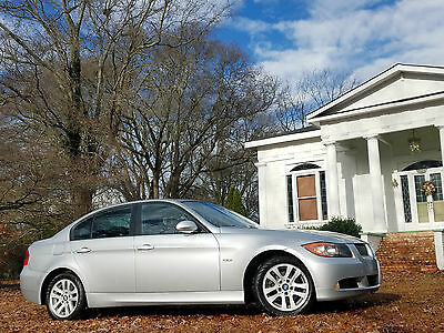 2007 BMW 3-Series 1 OWNER SOUTHERN CAR HEATED LEATHER SUNROOF L@@K! 1 OWNER SOUTHERN CAR HEATED LEATHER SUNROOF WARRANTY INCLUDED LIKE 2008 2009 WOW