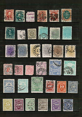 Brazil selection of mixed stamps