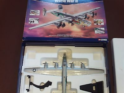 CORGI AA34001, Consolidated B-24J Liberator-The Dragon And His Tail, USAAF, 1:72
