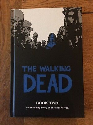 The Walking Dead Book Two (2). A Continuing Story Of Survival Horror