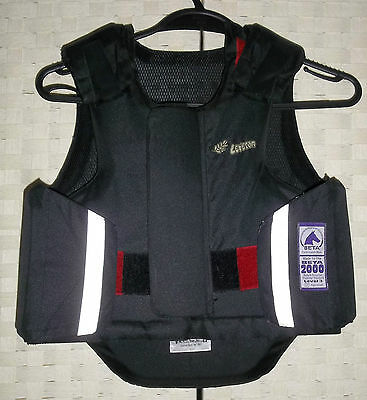 Loveson Purple label Body Protector.Level 3.Large childs.Age 8 to 12 years