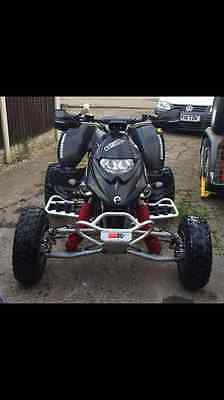 bombardier ds650 road legal quad raptor ltz