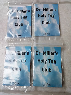 DR. MILLER'S HOLY TEA 96 cups 1 MONTH SUPPLY LOWEST PRICE AROUND ONLY $4.99