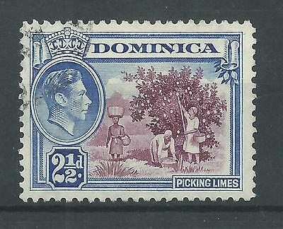 Dominica - 1938 To 1947 - SG103 - CV £ 1.75 - used