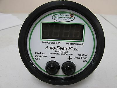 New Auto Feed Plus Tach For Morbark, Bandit, Carlton, Woodsman Wood Chippers