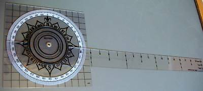 """50 units Protractor  NOS 22"""" New One arm brand NEW in package WHOLESALE LOT case"""