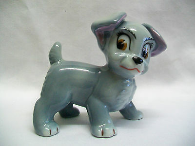 VINTAGE WADE BLOW UP SCAMP 1960s  DISNEY LADY & THE TRAMP BLOW-UP