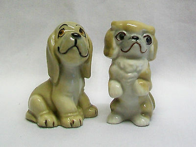WADE TV PETS DROOPY JUNIOR & CHEE-CHEE c1960 BENGO & HIS PUPPY FRIENDS