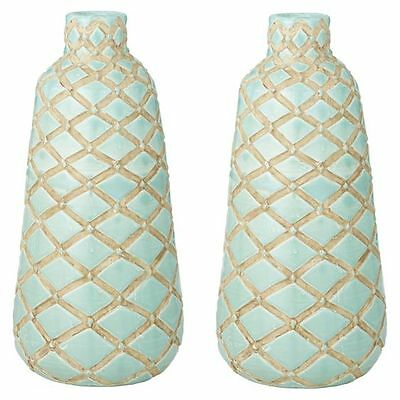 NEW Amalfi Cabezon Vase, Large (Set of 2)