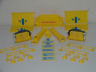 ROKENBOK Mixed Lot YELLOW SPARE PARTS Replacements