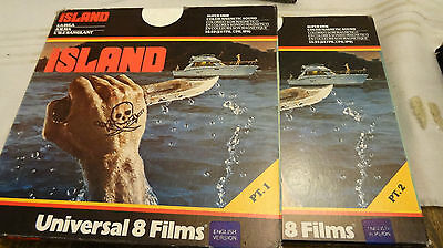 super 8 mm film ISLAND sound color part 1 and 2