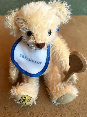 Merrythought 'Breakfast Time' Limited Edition Collectors Bear