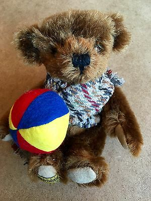 Merrythought 'Out To Play' Limited Edition Collectors Bear