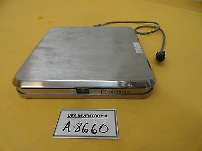 Muse M9600-100 Loop Powered Scale Base 100 Pounds Used Working