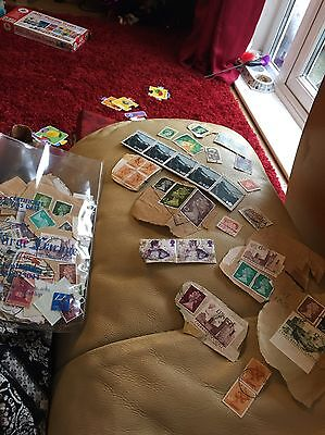 Lots And Lots Of Loose Stamps