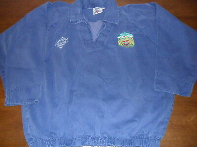 leicester tigers casual rugby top size xL