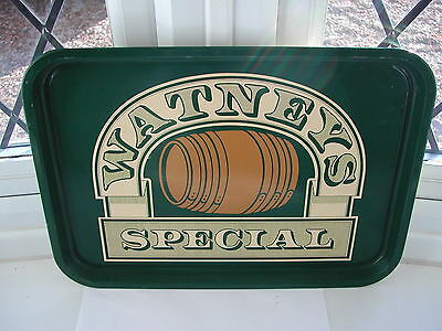 Watneys Special Advertising Pub Bar Beer Tray
