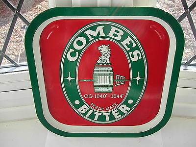 Watney Combe Reid Combes Bitter Advertising Pub Bar Beer Tray