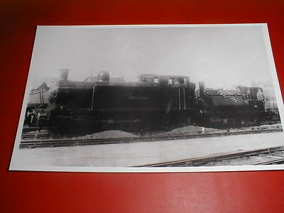 """LOCO PHOTO SOUTHERN RLY 0-6-2T  LOCO No 758 """"LORD ST LEVEN""""  [4]"""