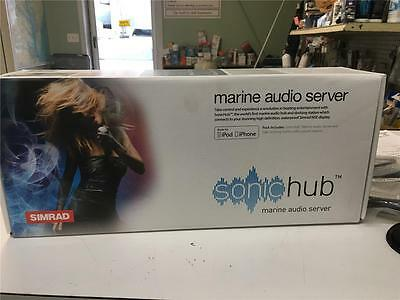 Simrad SonicHub Marine Audio Server 000-10143-001