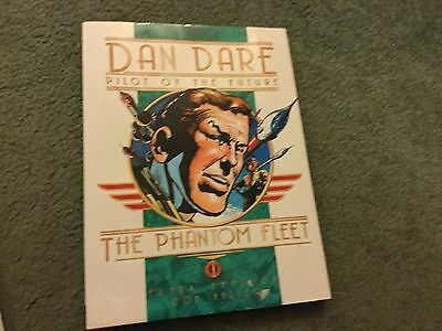 Titan Books Dan Dare Pilot of the Future Hardcover - The Phantom Fleet