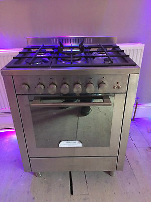 Baumatic Pcg7110Ss Gas Oven Cooker