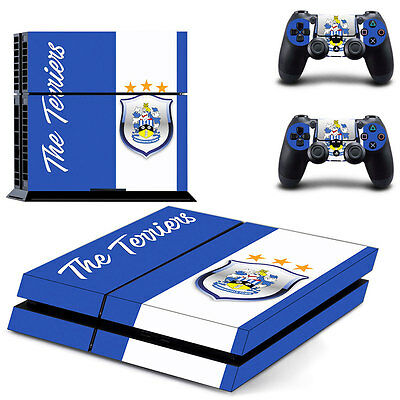 Huddersfield Town A.F.C. Skin for Playstation 4