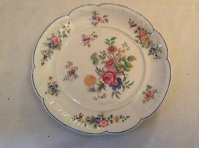 CLEARANCE Minton Floral Vintage China Cake Sandwich Plate