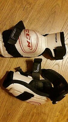 Ccm Elbow Pad  Ice Hockey roller hockey sports elbow pads small child kid youth