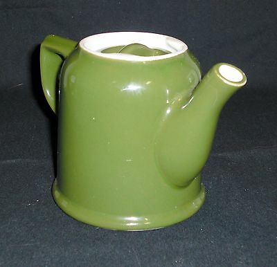 Hall One-Cup Teapot Forest Green