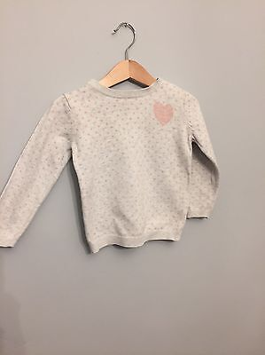 The White Company Girls Jumper 12-18 Months