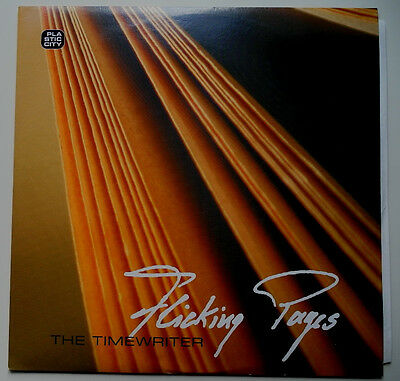 """12"""" De**the Timewriter - Flicking Pages (Remixes) (Plastic City '08)***17978"""