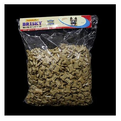 Sandiz Brisky Biscuits For Puppy - Easy to Digest & Assimilate