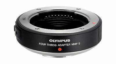 Olympus MMF-3 Micro Four Thirds Adapter for Four Thirds Lenses - Excellent