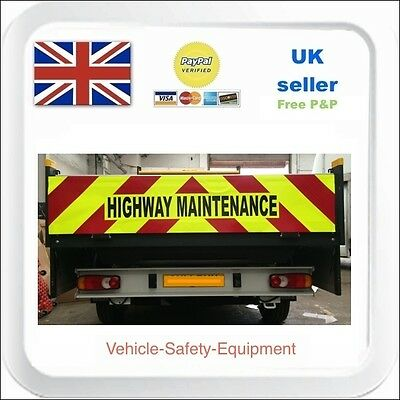 Highway Maintenance Reflective Chevron Chapter 8 Any tipper