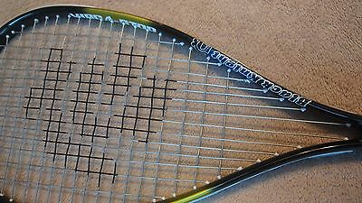 Black Knight Squash Racquet with case