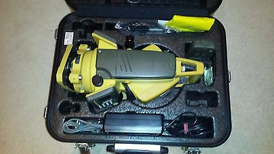 Topcon GTS 105N Total Station. Excellent condition