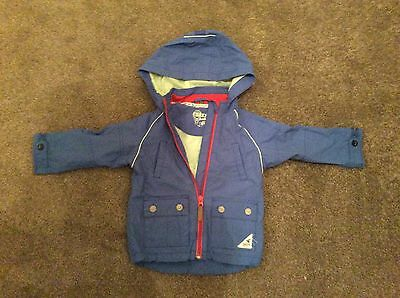 Baby boys Ted baker coat age 18-24 months